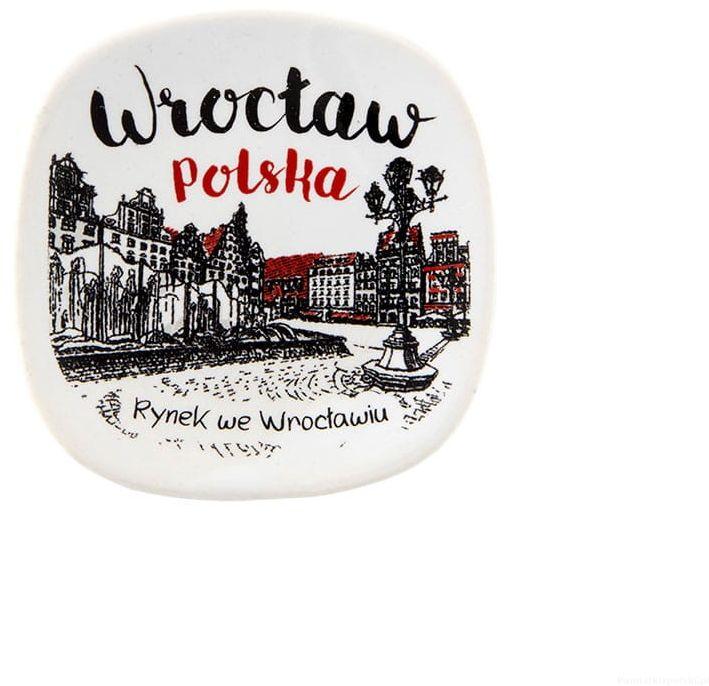 Magnes ceramiczny Wrocław Rynek oldbook