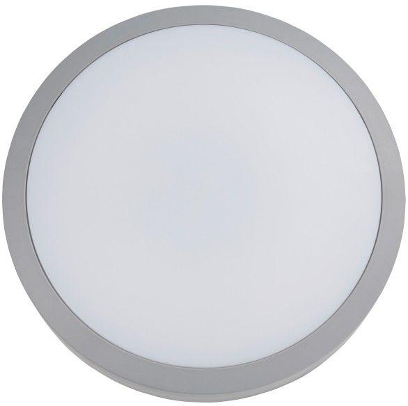 Plafon LED Colours Sanbo 4000 K 30 cm grey