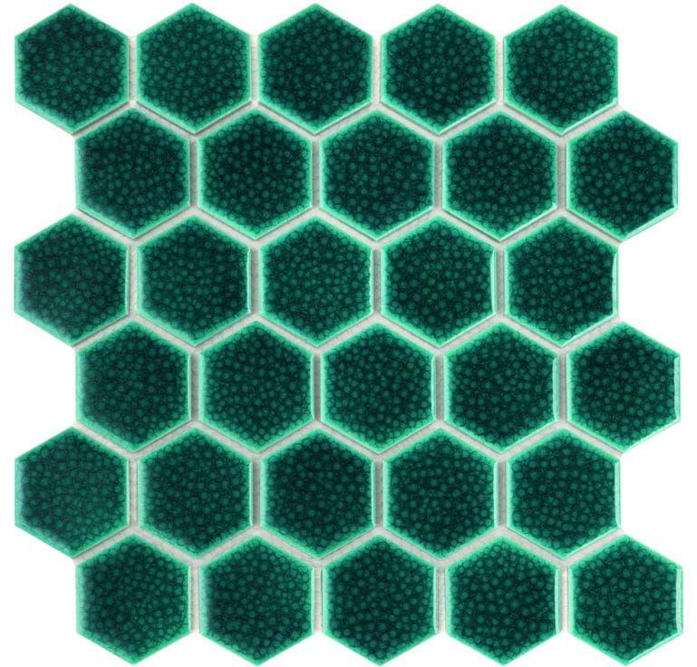 DUNIN mozaika ceramiczna Hexagon Maui 51