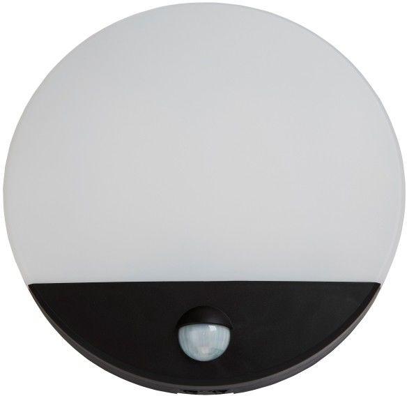 Plafon LED Colours Dun LED 4000 K 28 cm black