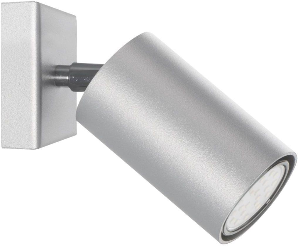 Minimalistyczny kinkiet E005-Rolas - popiel