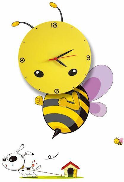 Kinkiet dziecięcy BEE LED LED ML145 Milagro  Skorzystaj z kuponu -10% -KOD: OKAZJA