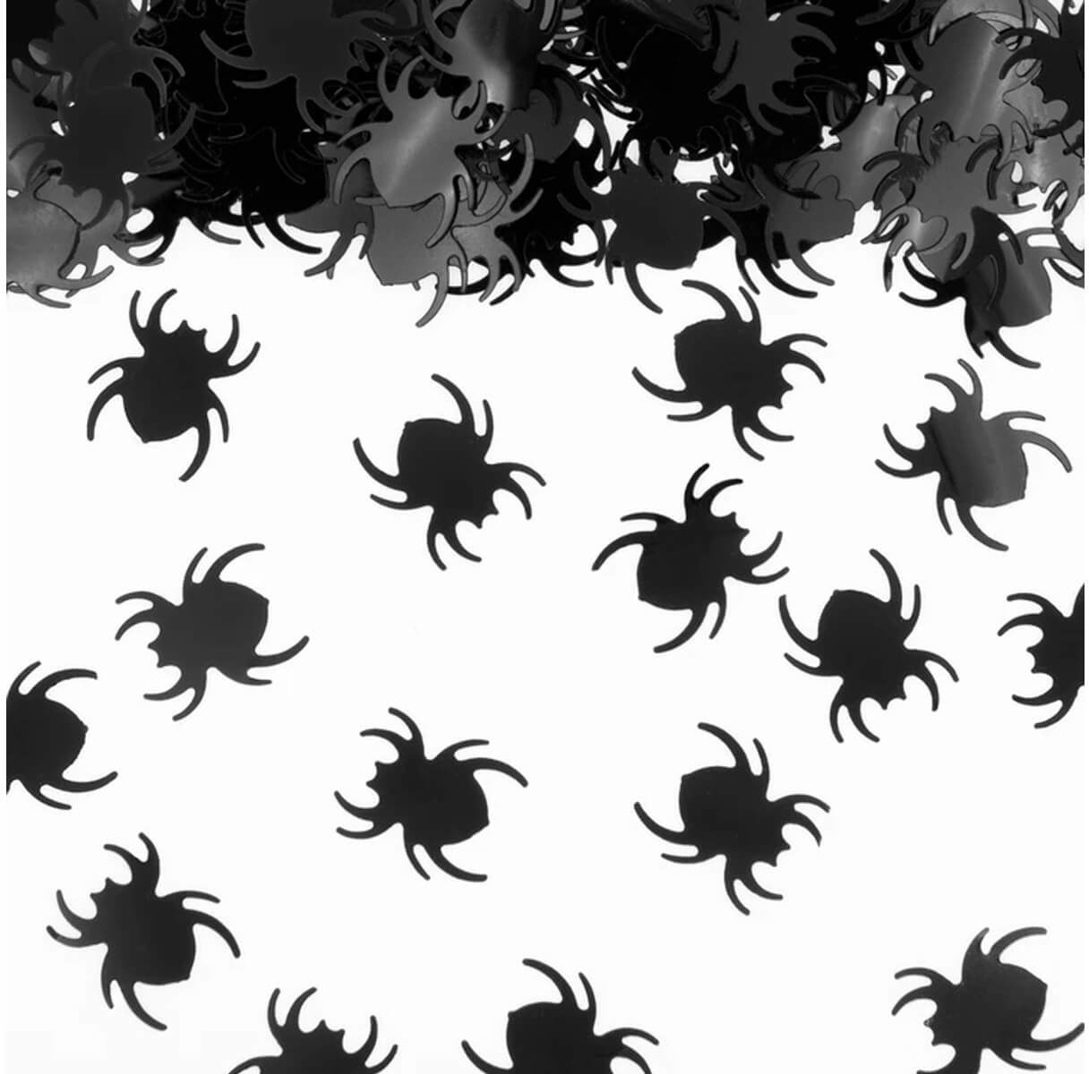 Konfetti Pająki na Halloween - 15 g