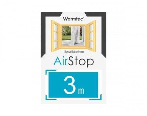 Uszczelka okienna Warmtec AirStop - 3 m