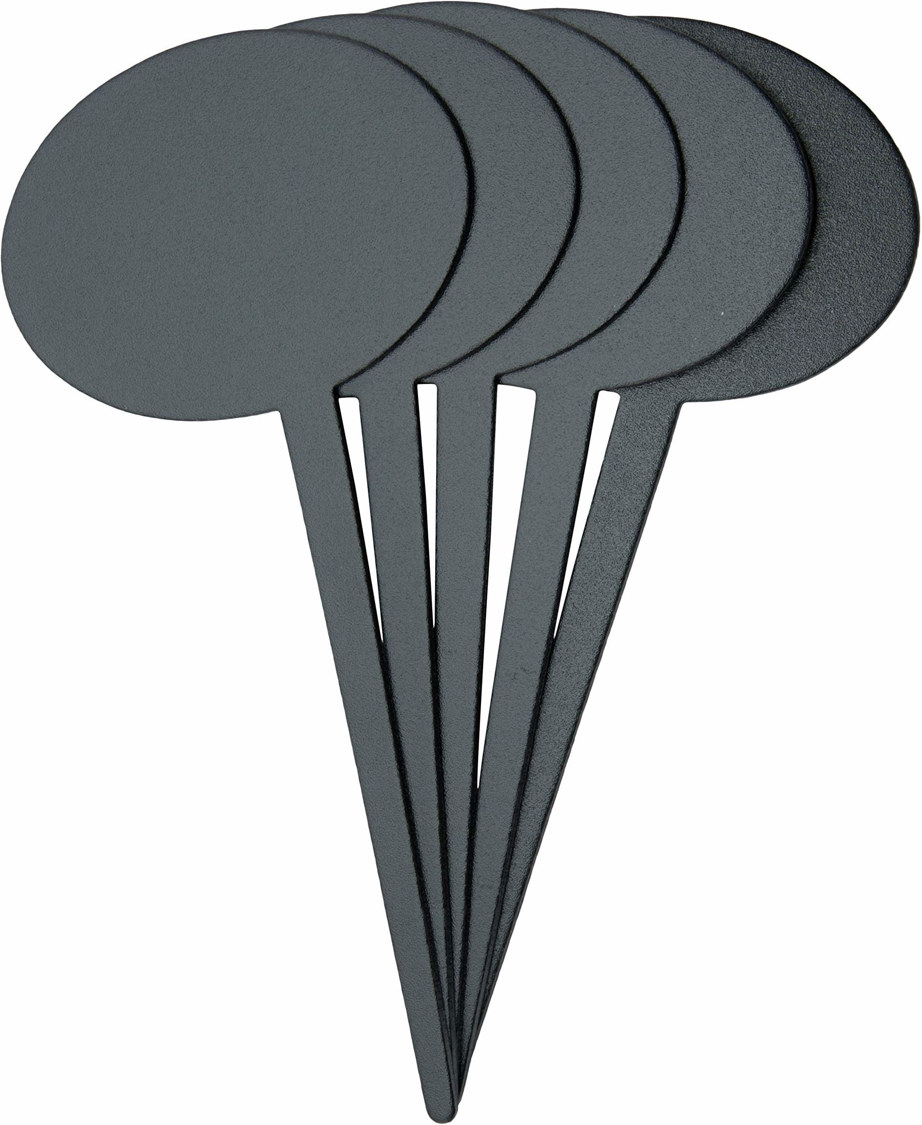 Securit sylwetka bańka kreda tablica z markerem kredy, zestaw 5 szt. (TAG-BUBBLE-5)
