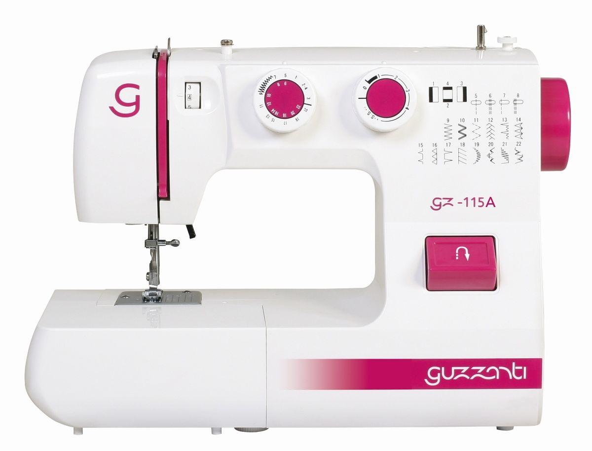 Guzzanti GZ 115A maszyna do szycia