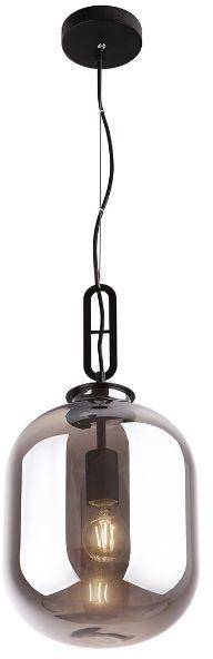 Lampa wisząca Honey P0296 MAXlight nowoczesna oprawa w kolorze dymionego szkła