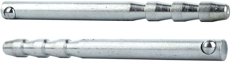 Reper stalowy z kulką 200x20mm RGK20-20