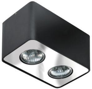 Oprawa sufitowa NINO FH31432S BLACK/CHROM - Azzardo - Zapytaj o kupon rabatowy lub LEDY gratis