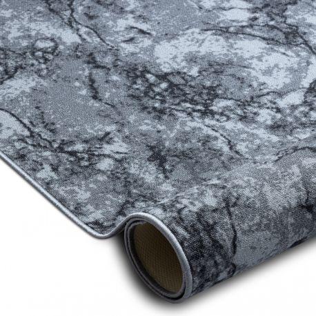Antypoślizgowa wykładzina dywanowa MARBLE marmur, kamień szary