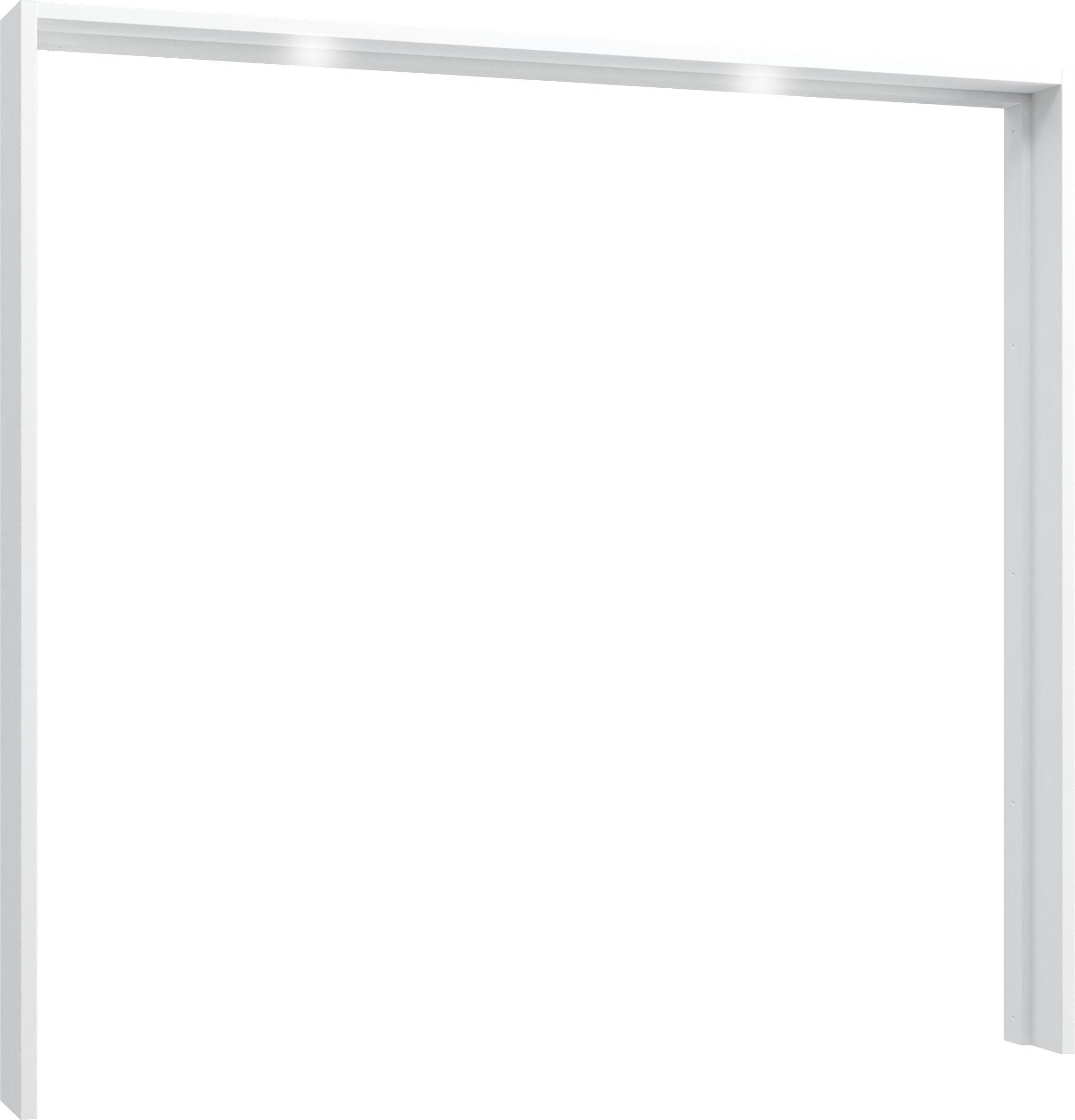 Listwa okalająca z oświetleniem Starlet White NPLZ02B