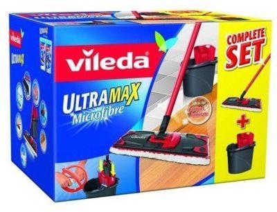 Mop płaski VILEDA UltraMax Box