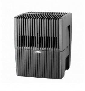 Venta LW 15 czarny - oczyszczacz powietrza z funkcją nawilżania