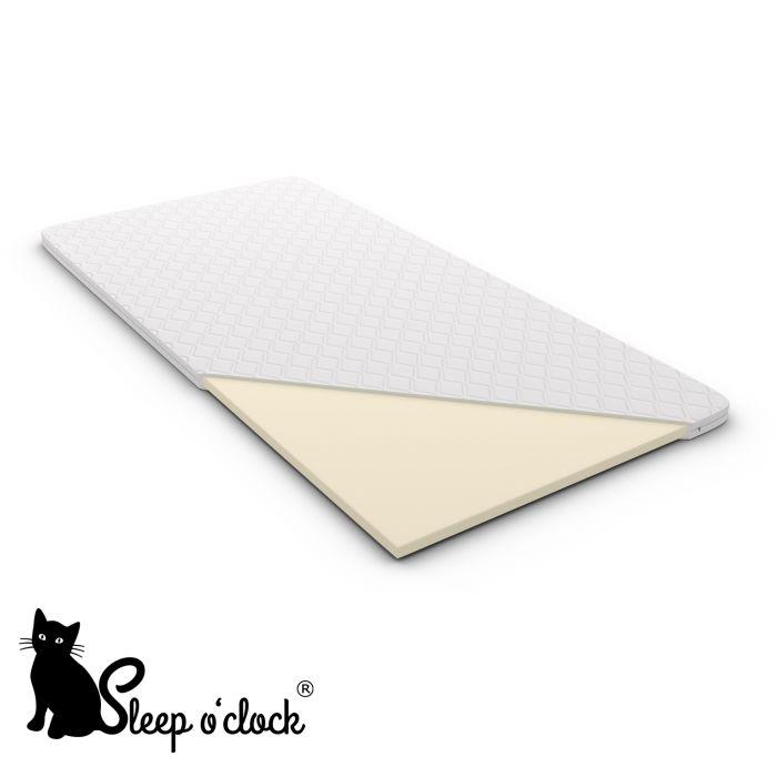 materac nawierzchniowy SOFT sleep o''clock 120x200 H1 + RATY