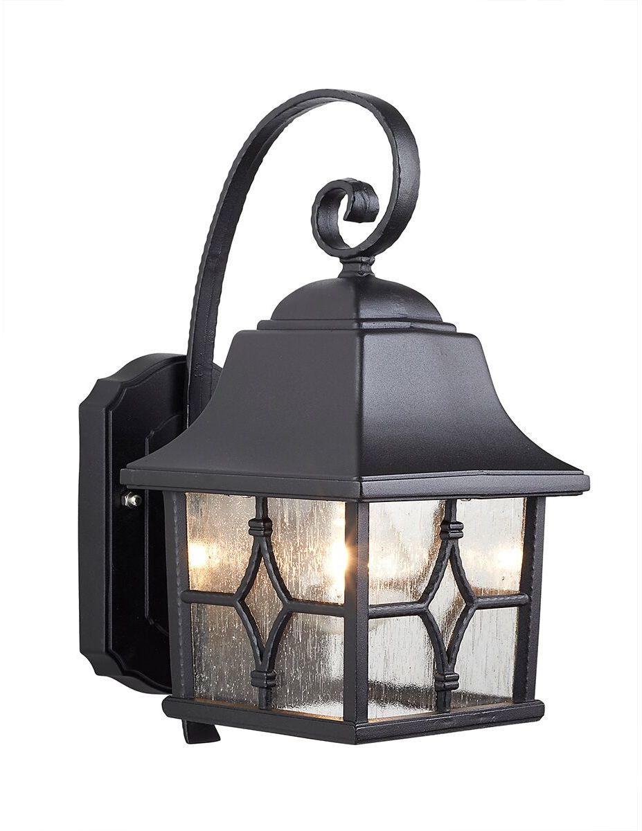 Kinkiet zewnętrzny Kent Elstead Lighting dekoracyjna oprawa ścienna w klasycznym stylu