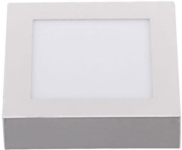Oprawa sufitowa led - 12w - kwadrat natynkowa