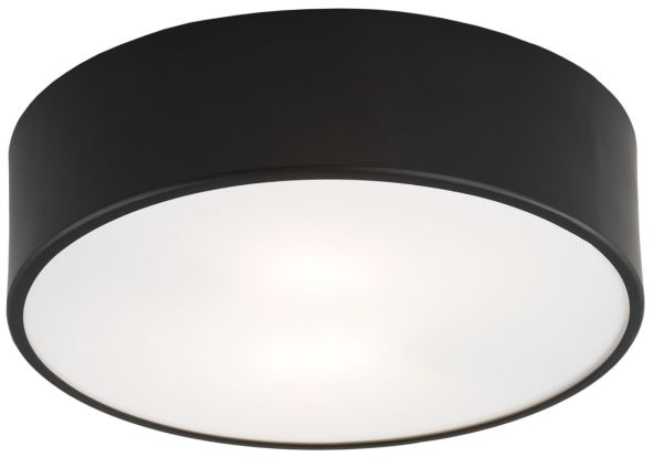 Plafon Darling 3081 Argon nowoczesna oprawa sufitowa w kolorze czarnym