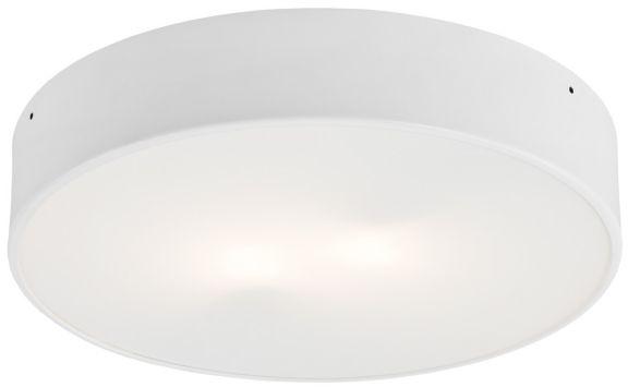 Plafon Darling 3082 Argon nowoczesna oprawa sufitowa w kolorze białym