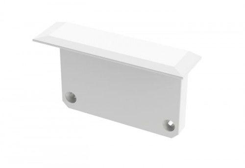 Zaślepka 1 sztuka do profilu wpuszczanego Lumines INSO biała
