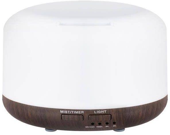 Aroma dyfuzor nawilżacz powietrza spa 01 dark wood 300ml + timer