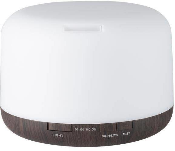 Aroma dyfuzor nawilżacz powietrza spa 03 dark wood 500ml + timer
