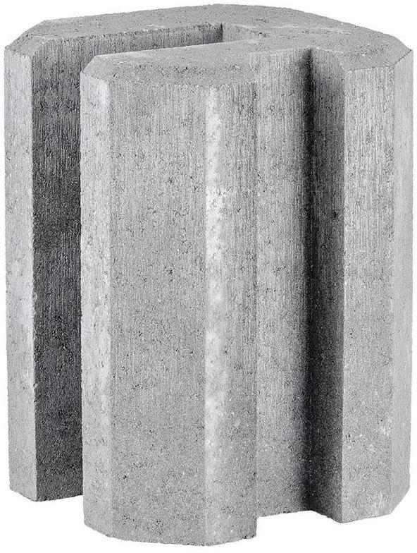 Łącznik narożny do podmurówki 22x16.5x30 cm JONIEC