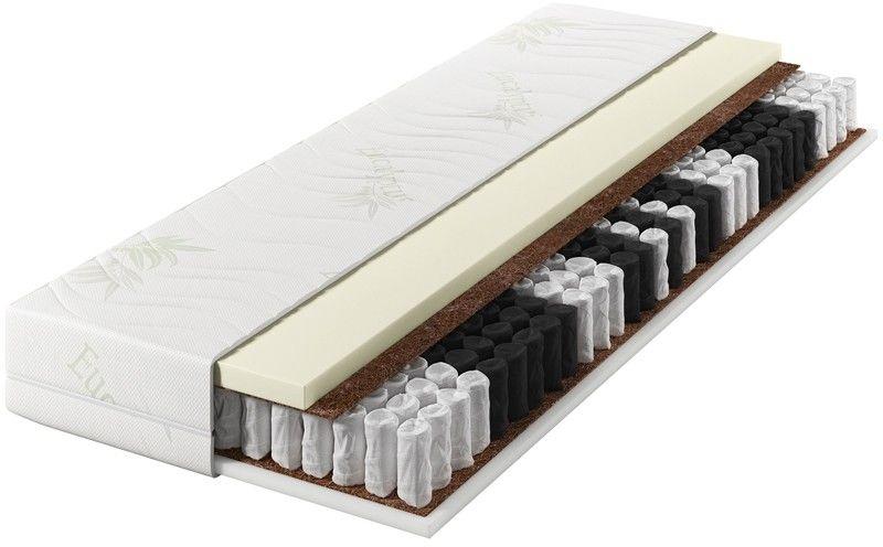 Materac MODULIA SKY SEMBELLA sprężynowy, Rozmiar: 100x200 Darmowa dostawa, Wiele produktów dostępnych od ręki!