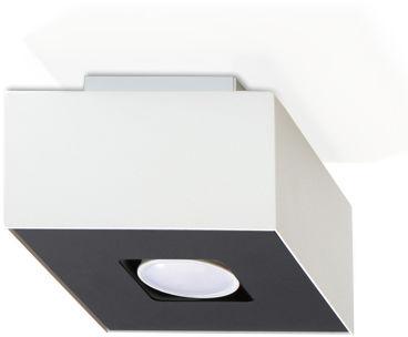 Plafon MONO 1 Biały - Sollux