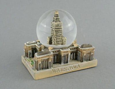 Kula śniegowa 45mm - Pałac Kultury
