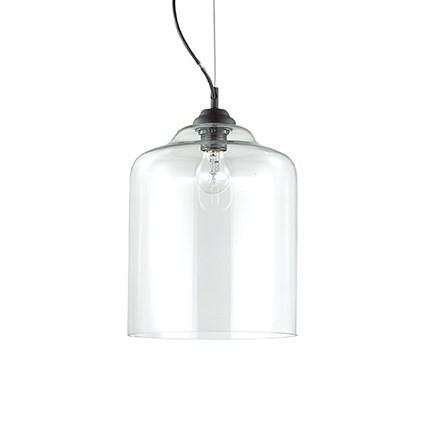 Bistro SP1 Square - Ideal Lux - lampa wisząca  GWARANCJA NAJNIŻSZEJ CENY!
