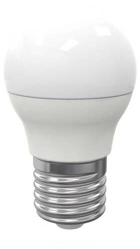 Żarówka LED 7W G45 kulka E27 barwa neutralna 4500K EKZA1472