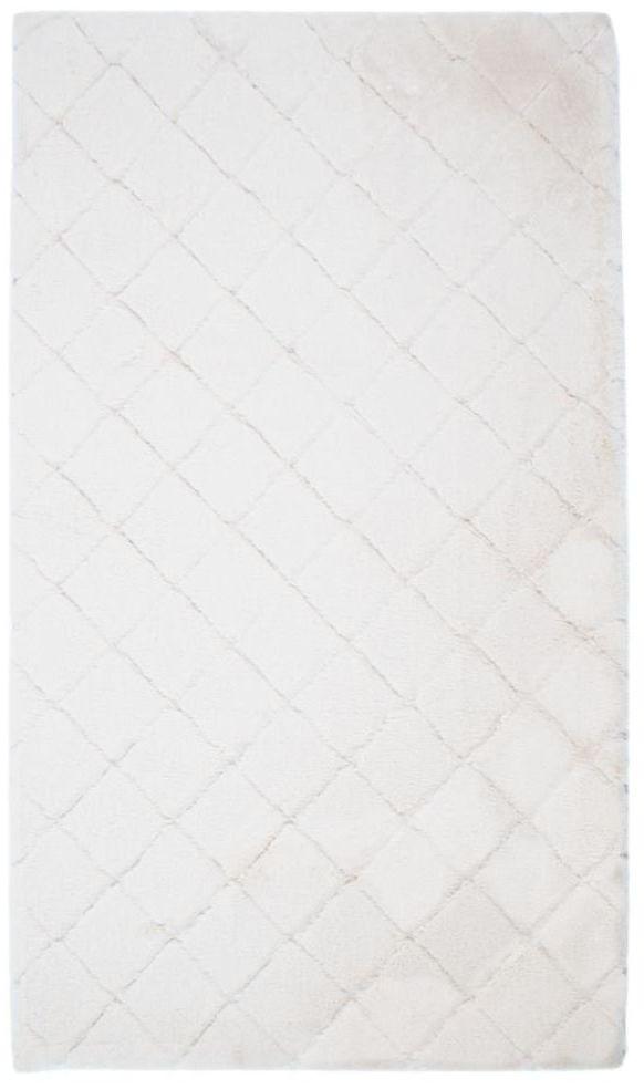 Dywan shaggy Modena beżowy 60 x 100 cm
