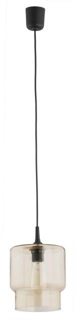 Lampa wisząca Newa 3273 Argon nowoczesna oprawa w kolorze słomkowym