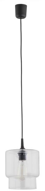 Lampa wisząca Newa 3275 Argon nowoczesna oprawa w kolorze transparentnym