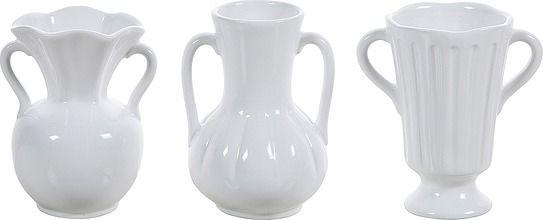 Wazony bloomingville ceramiczne 3 szt.