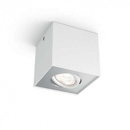 == WYSYŁKA 48H== myLiving Oświetlenie punktowe BOX, biały, LED 5049131P0 50491/31/P0 PHILIPS