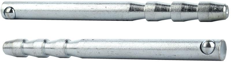 Reper stalowy z kulką 300x16mm RGK30-16