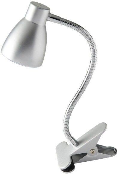 Lampka LED Colours Bomos Clip 3000 K 250 lm srebrny