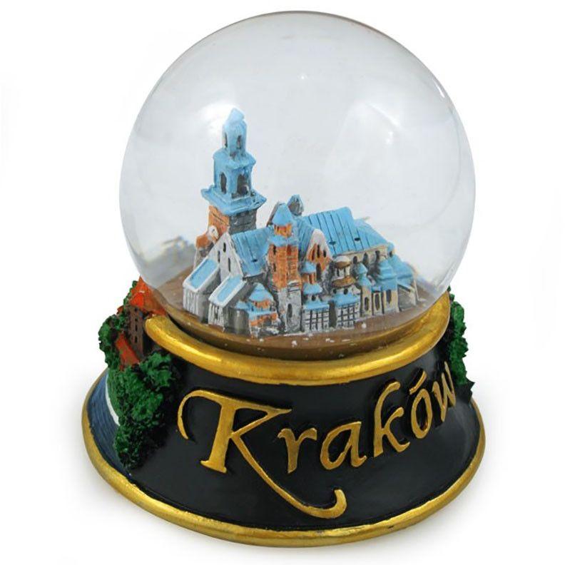 Kula śniegowa 60 mm - Kraków Wawel