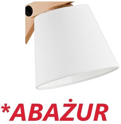 Abażur do lampy JOGA Biały