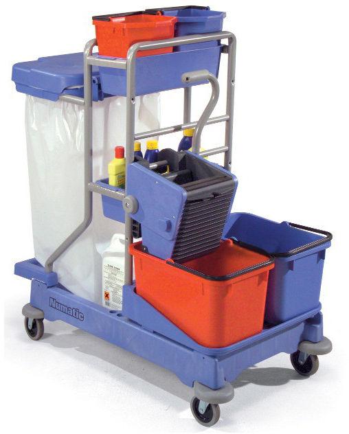 Numatic NSC 1413 B - wózek do sprzątania