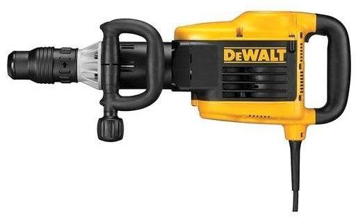 DeWalt młot wyburzeniowy 1500W/17,9J, mocowanie SDS-Max, [D25899K] D25899K-QS