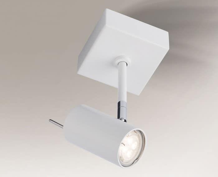 Reflektor FUSSA 7223 Shilo biały