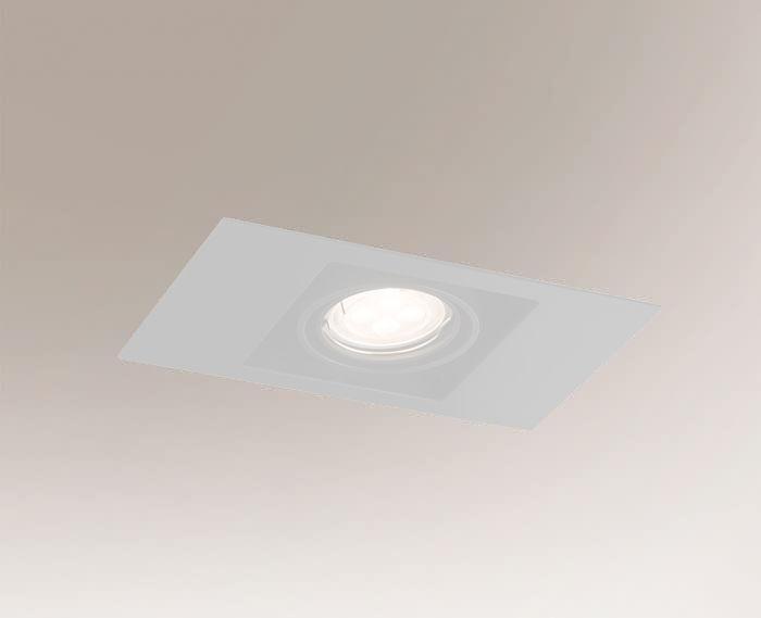 Oprawa wpuszczana EBINO 7315 GU10 Shilo biały