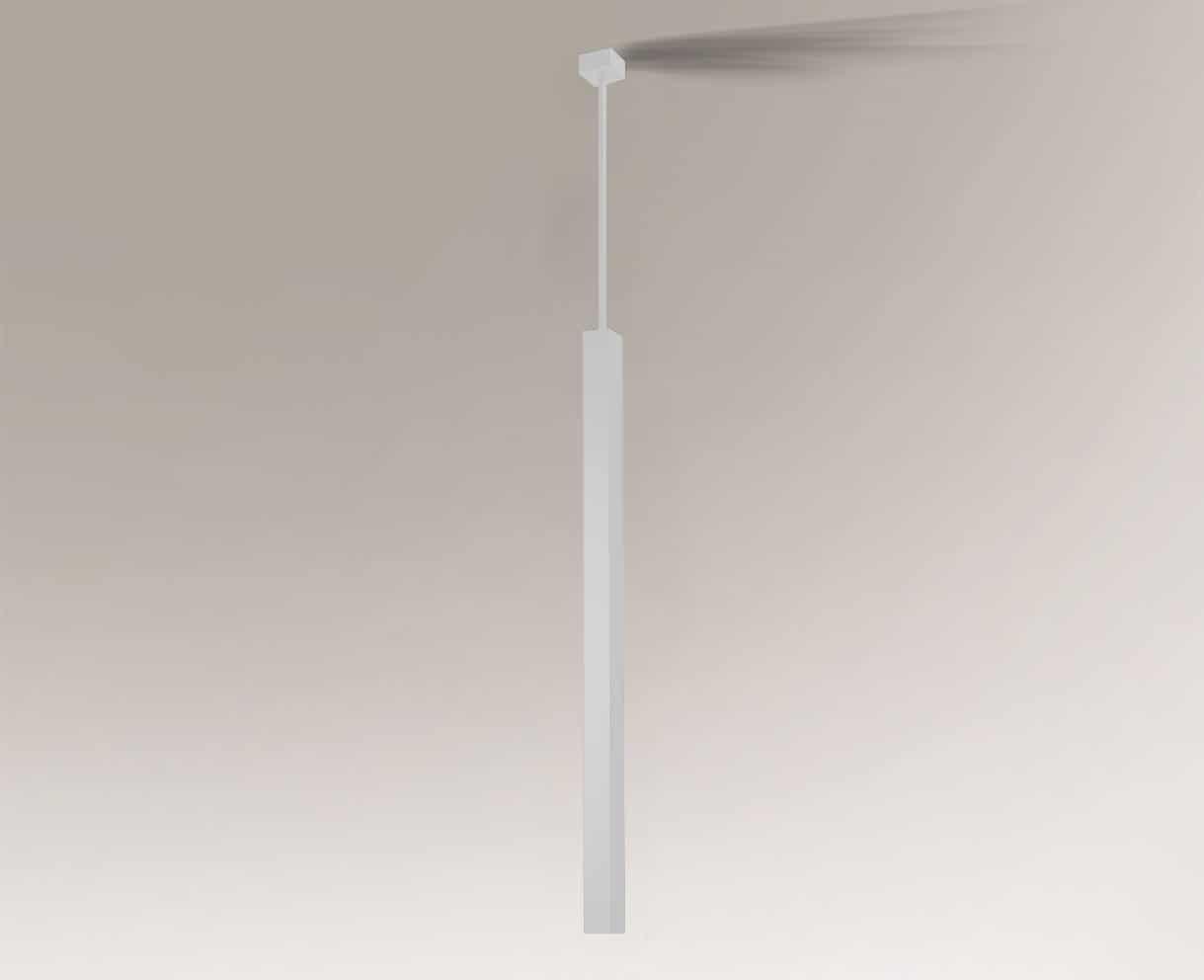 Lampa wisząca DOHA 7578 Shilo biały