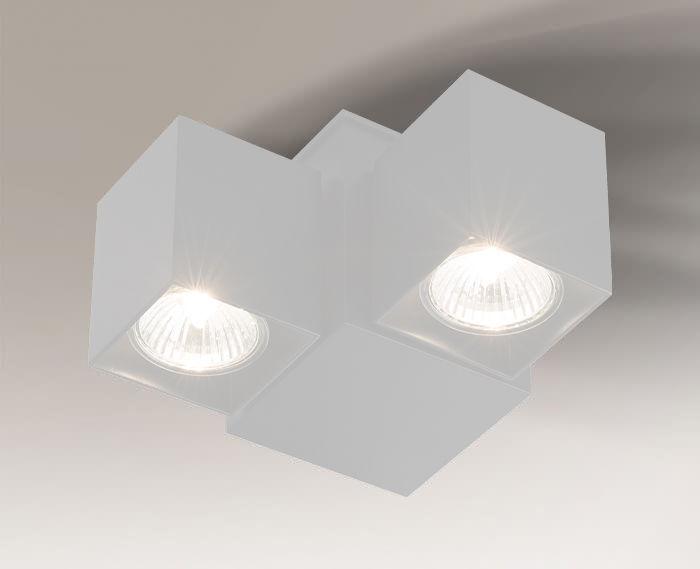 Reflektor BIZEN 7216 Shilo biały