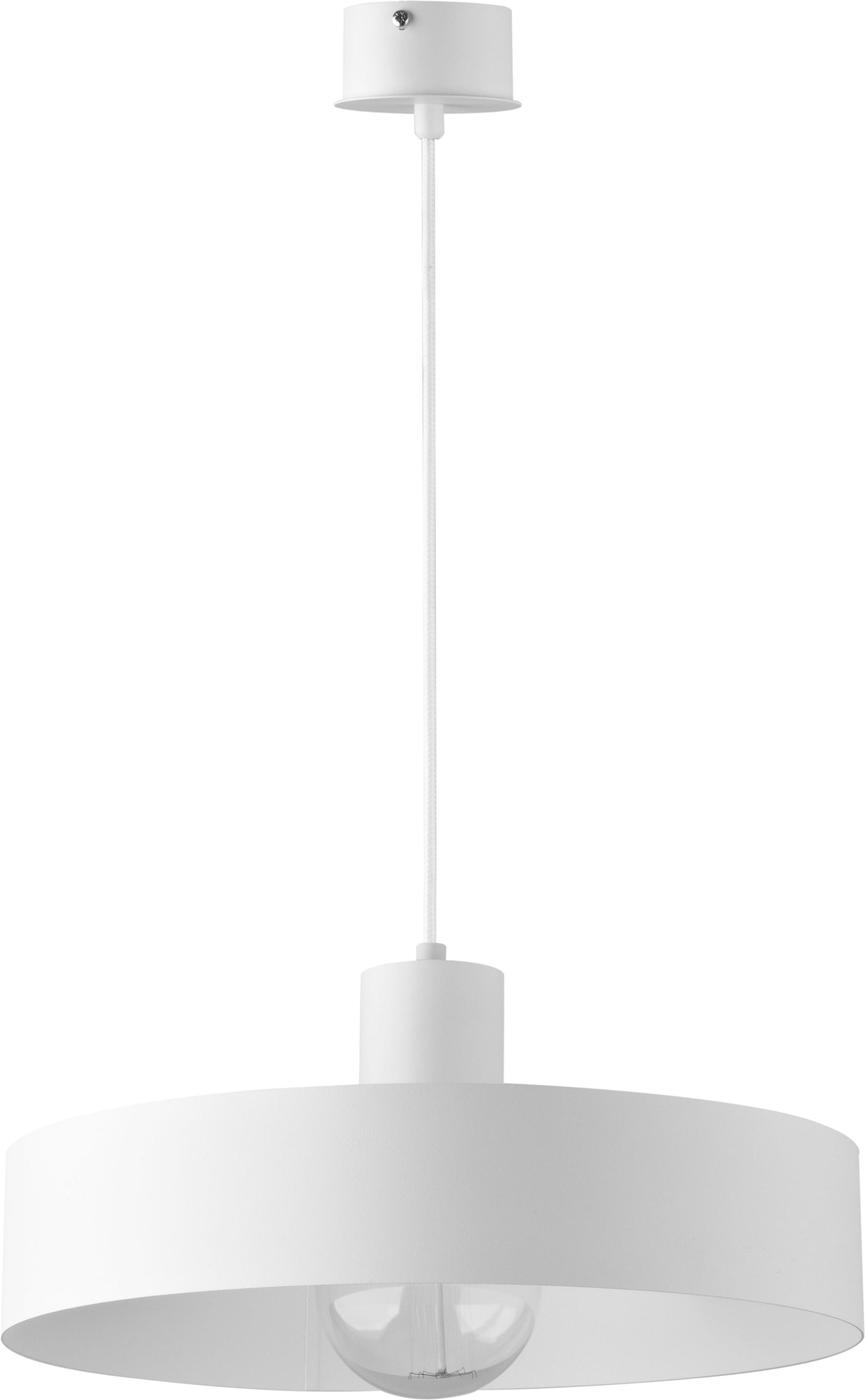 Lampa wisząca Rif 1 L biała 30901 - Sigma Do -17% rabatu w koszyku i darmowa dostawa od 299zł !