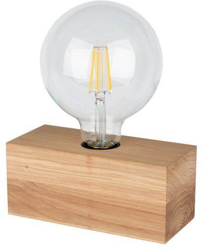 Lampa stołowa theo 1-punktowa dąb olejowany 7460174