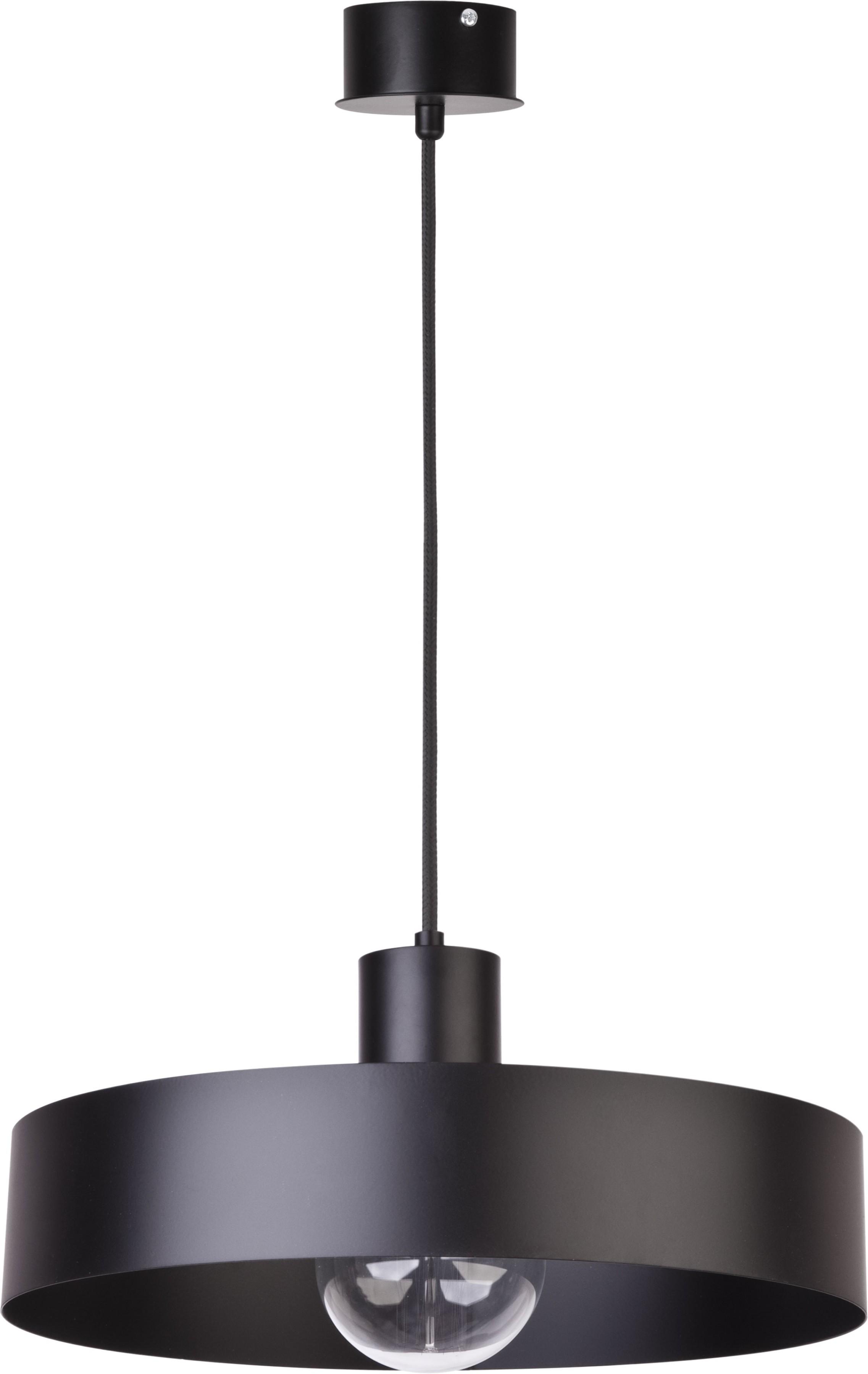 Lampa wisząca Rif 1 L czarna 30895 - Sigma Do -17% rabatu w koszyku i darmowa dostawa od 299zł !