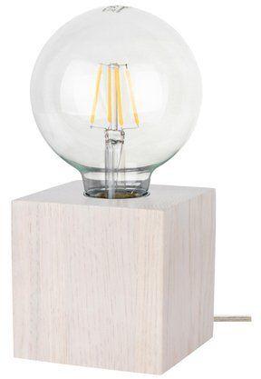 Lampa stołowa theo 1-punktowa dąb bielony 7171032
